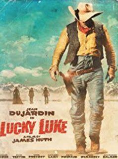 For Those Who Were Wondering Movie Review Lucky Luke 2009 Lucky Luke Western Posters Luke