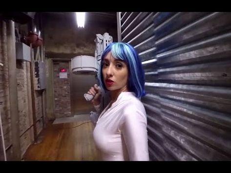360度VR立體觀看!不同角度看性感美女跳舞?   瘋狂研究所   大