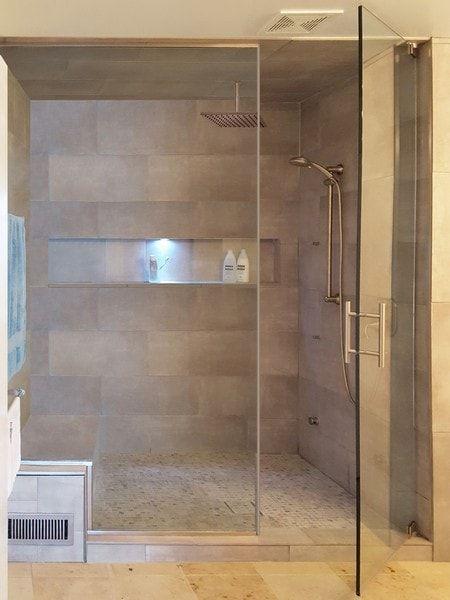 Door And Panel Frameless Shower Door Shower Doors Frameless