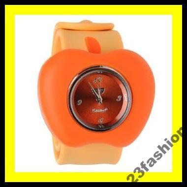 Zegarek Damski Golddigga Apple Jelly Watch Hit 3645253777 Oficjalne Archiwum Allegro Womens Watches Apple Jelly Watches