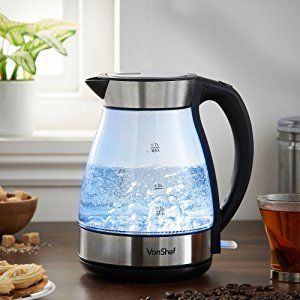 1.7 Liter Glass Electric Kettle
