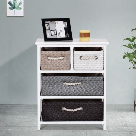 Home Bedside Tables Nightstands Chest Bedside Table Drawer Unit