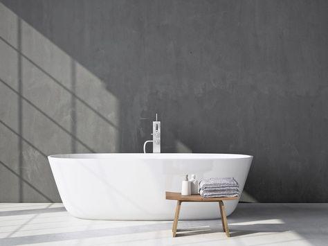 Badezimmer fugenlos ~ Fugenlos ist weiterhin angesagt im badezimmer bad trends