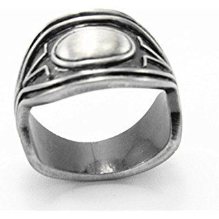 Vintage Metal Black Panther Ring 10 Black Panther Panther Ring Metal Rings