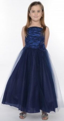 40 Best Blue Prom Dresses For 11 To 12 Years Old With Images