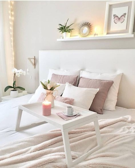 Sweet Dreams In Diesem Wunderschonen Schlafzimmer Sind Entspannte