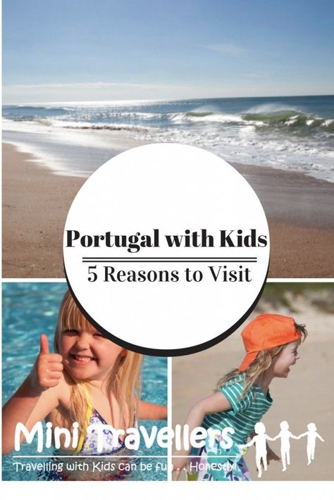 We love Portugal here at Mini Travellers and have been on some fantastic trips to the Algarve recently, however Lisbon is also on our list too.