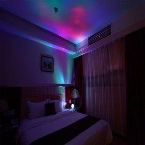 Amazon Color Changing Led Night Light Lamp 26 99 Girls Bedroom Lighting Night Lamp For Bedroom Romantic Bedroom Design