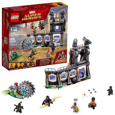 LEGO Marvel Super Heroes Gamora MINIFIG from Lego set #76107 Brand New