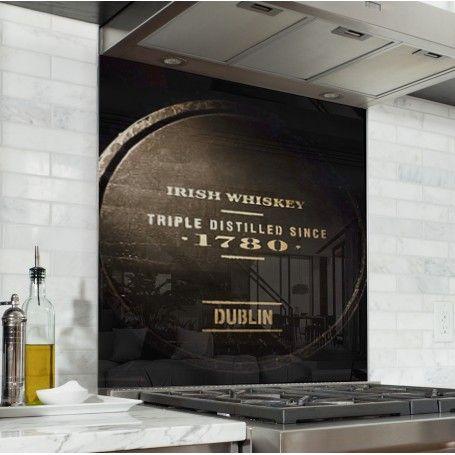 Fond De Hotte Irish Whiskey Avec Images Credence Cuisine
