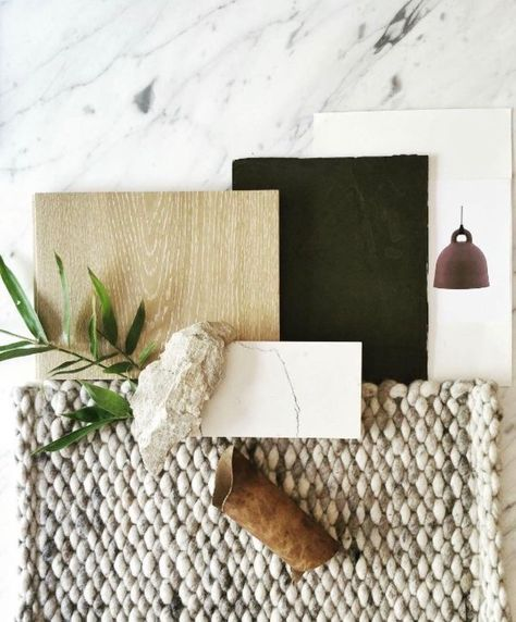 Moodboard Collection Earth Tones Interior Decor Trend for 2019
