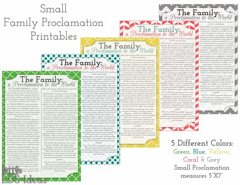 picture about The Family a Proclamation to the World Printable known as Mormon Mother Planners - Month to month Planner/Weekly Planner: Relatives