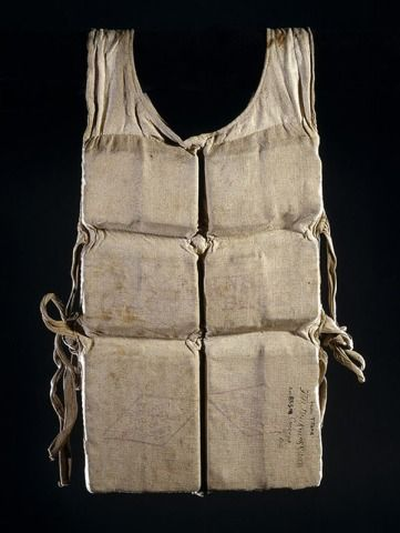 RMS Titanic Life Vest via @National Museum of American History, Smithsonian