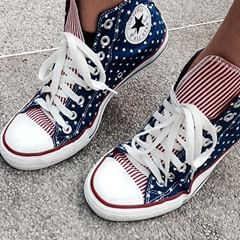 1efd43e0f0cff9 Say hello to my new converse ❤ 💙  dafiti