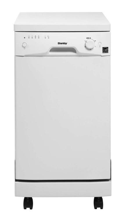 Danby Ddw1801mwp Portable Dishwasher White Amazon Portable