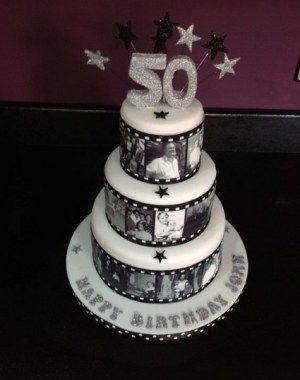 Birthday Cake Designs For Her Bolo De Festa Bolos De