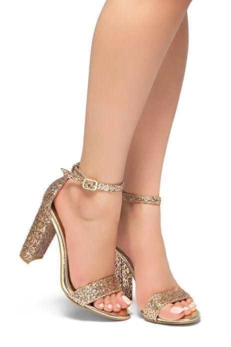 Amazon.com: Herstyle Rosemmina Womens Open Toe Ankle Strap
