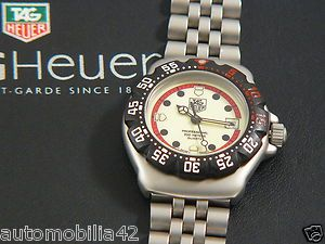 Near mint TAG Heuer Formula one F1 Ladies watch St. steel with Lumi dial WA1411 #TAGHeuer
