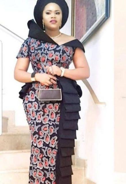 Ankara Peplum Styles 2021 For African Women