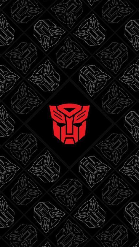 Transformers Autobots Logo Iphone Wallpaper Getintopik Autobots Getintopik Horrorwallpaper3d In 2020 Transformers Autobots Autobots Logo Optimus Prime Wallpaper