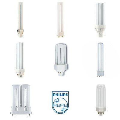 Sponsored Link Philips 2 4 Pin Pl S S E Pl C C E Pl T T E Pl L 2d Compact Fluorescent Lamps In 2020 Fluorescent Lamp Compact Fluorescent Lamps Fluorescent