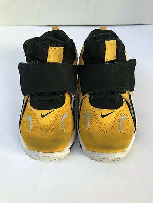 Nike Speed Turf Shoes University Gold Size 10C BV2525-700 TODDLER BOYS