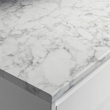 Wickes Laminate Marble Effect Worktop