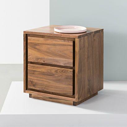 Scandinavian Bedside Tables Melbourne Sydney Solid Timber Bedside Tables Wood Bed Design Timber Bedside Table Bedside Table