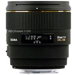 Top Rated Gear Sigma 85mm F 1 4 Ex Dg Hsm Lens For Nikon Af Cameras Mfr 320306 Sigma Lenses Nikon Digital Slr Digital Camera