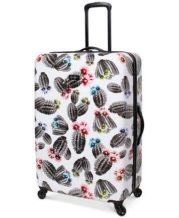 InterestPrint Carry-on Garment Bag Travel Bag Duffel Bag Weekend Bag Pinapples