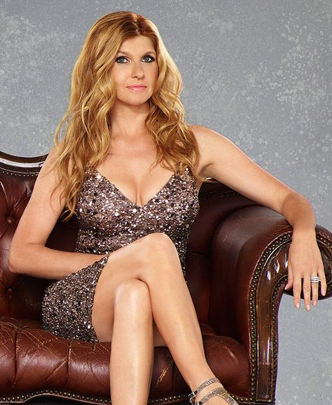Connie Britton - love her as Tami Taylor, love her as Rayna James, love her as my guest on today's show!!!
