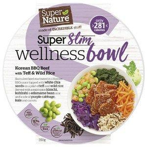 Super Nature Frozen Korean Bbq Beef Wellness Bowl Coles Online