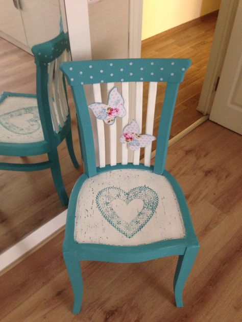 Kelebekli sandalye _chair