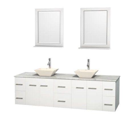 Home Improvement Marble Vanity Tops Glass Vanity Vanity Set