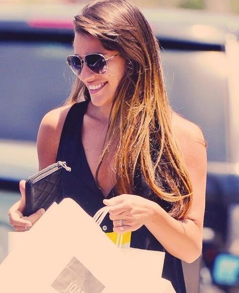Lea Michele streetsstyle!