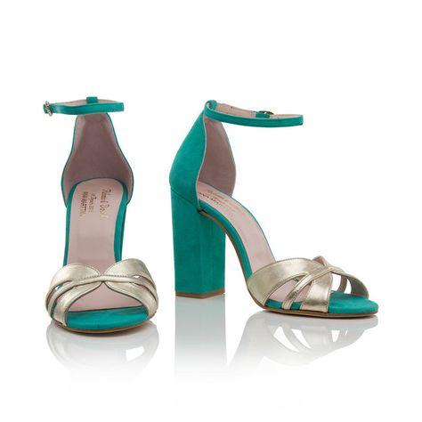 b3938c07cf Zapatos para invitada. ¡Una selección de lo más TOP con diseños y colores  espectaculares! Image  7