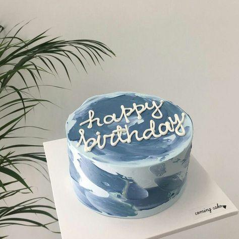 Pretty Birthday Cakes, Happy Birthday Cakes, Birthday Cupcakes, Pretty Cakes, 16th Birthday, Beautiful Cakes, Hippie Birthday, Birthday Cakes For Teens, Birthday Presents