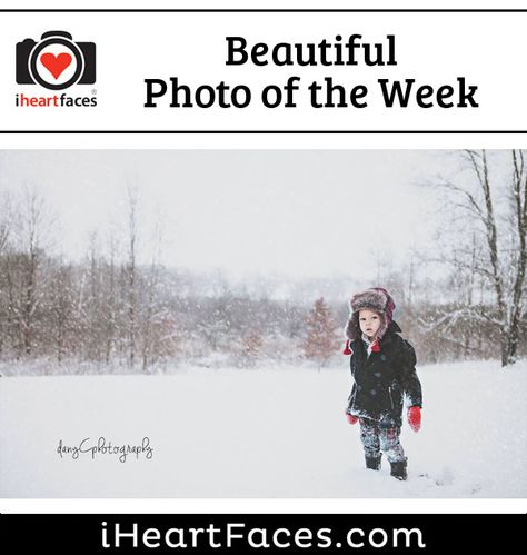 Beautiful Photo of the Week #photography #iheartfaces #winter #snow