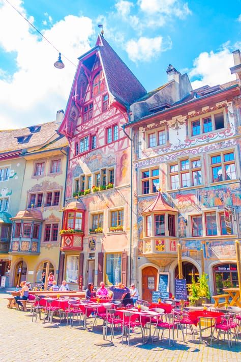 Three Incredible Day Trips From Zurich Day Trips Swiss Travel