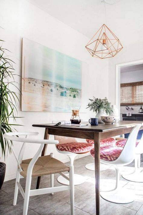 The Best House Inspiration With The Wishbone Chair Dining Room