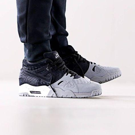 on sale 8915d fcbc8 Idée et inspiration Sneakers Nike Image Description Nike Air Trainer 3  Leather