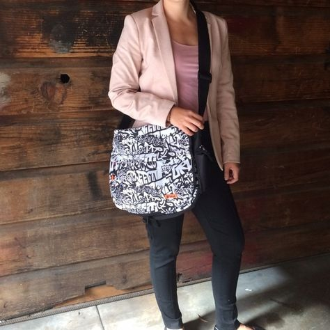 Parcel Crossbody Bag Cross Body messenger bag. Like new, Excellent condition! III Parcel Bags Crossbody Bags