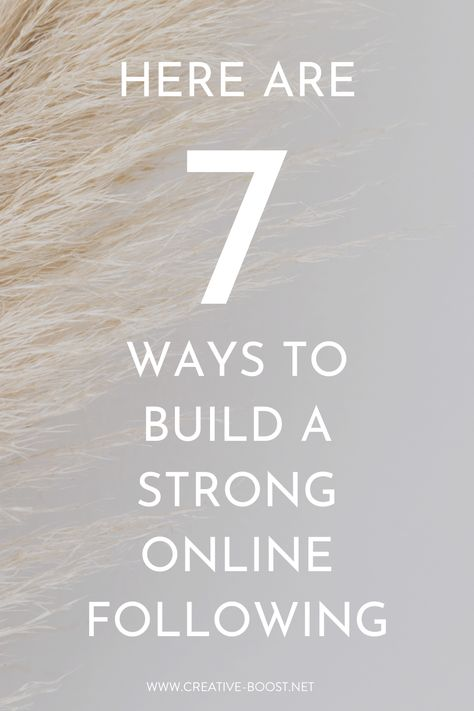 The question of building and growing a strong online following is asked by both regular social media users and aspiring influencers and entrepreneurs. But how do you start? Where do you start? Don't fear! Check out these 7 tips for building and keeping a strong online audience. #onlinefollowing #followers #followme #socialmedia #socialmediamarketing #onlinemarketing #digitalmarketing #marketing #marketinghelp #digitalmarketingtips #digitalmarketinghelp #marketingtips #socialmediamarketingtips