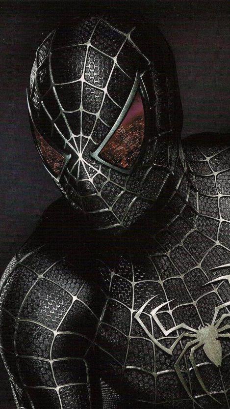 Black Panther Classic Black Suit Iphone Wallpaper Iphone Wallpapers Marvel Spiderman Art Marvel Superhero Posters Spiderman Artwork