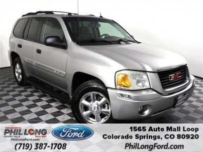 Used 2005 Gmc Envoy Sle For Sale In Colorado Springs Co 80920