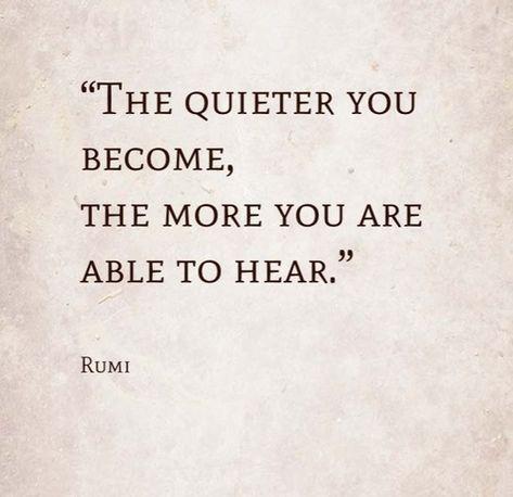 Rumi Originally found on: lonedrone