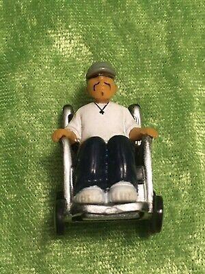 RARE Lil Homies Large Willie G Series 1 Wheelchair Gangster Figurine Figure 1