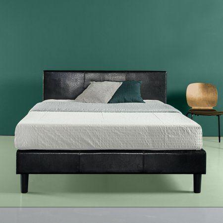 Home Platform Bed Mattress Wood Platform Bed Solid Wood