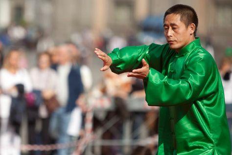 Master Chen Ziqiang USA Tour Schedule 2014:  www.chenxiaowang.com/czqusa2014.html Chen Style Taiji Tai Chi Martial Arts Chinese Boxing