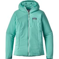 Patagonia Damen Nano Air Hoodie (Blau) | Isolationsjacken